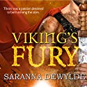 Viking's Fury Audiobook by Saranna DeWylde Narrated by Hollie Jackson
