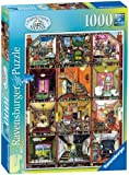 Ravensburger Higgledy Piggledy House Puzzle (10 Pieces)