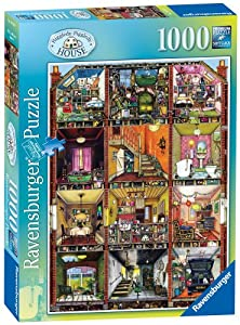 Ravensburger Higgledy Piggledy House Puzzle (1000 Pieces)