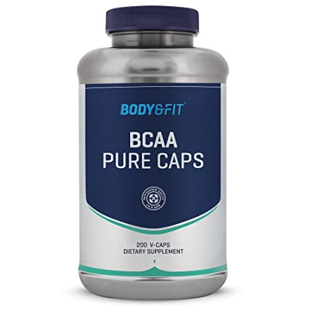 BCAA Pure Caps 500 Kapseln
