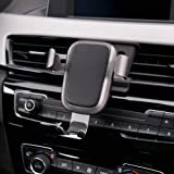 Phone Holder for BMW X1,Adjustable Air Vent Phone Holder BMW,Dashboard Cell Phone Holder for BMW X1 2017 2018 2019,Phone Mount for iPhone 8 iPhone X,Wireless Charging Smartphone 5.5~6 Inch (Color: BMW X1-02)