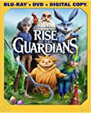 Rise of the Guardians [Blu-ray + DVD + Digital Copy + UltraViolet] (Bilingual)