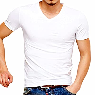 Timber Home (ティンバーホーム) Tシャツ メンズ 半袖 無地 速乾 薄手 ボディーフィット ワイルドカットソー