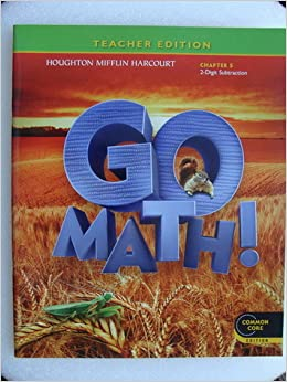 Amazon.com: Go Math! Grade 2 Teacher Edition Chapter 5: 2 ...