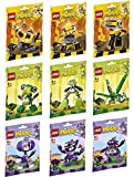 Complete Set of LEGO Mixels Series 6