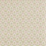 Zoffany Wallpaper - Crocus Brown - Patterned Vinyl - ACV05003