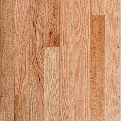"2 1/4"" x 3/4"" Red Oak #1 Common Unfinished Solid Wood Flooring Samples at Discount Prices by Hurst Hardwoods"