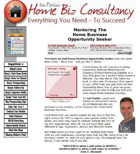 Home Business Blog