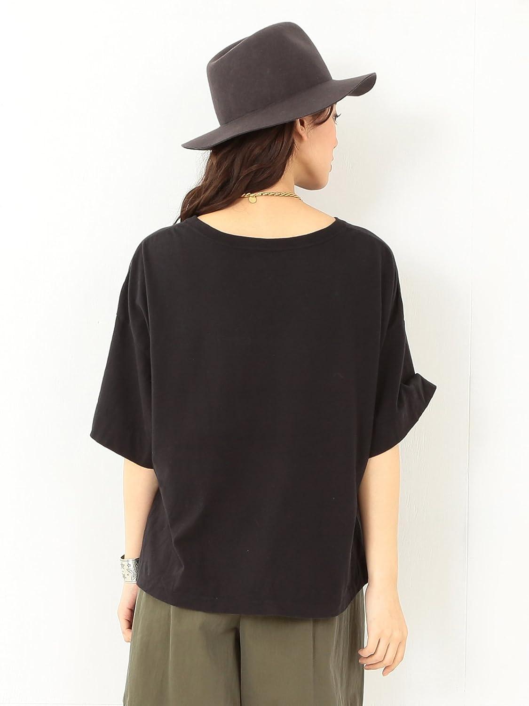 Amazon.co.jp: (レイビームス) Ray BEAMS RBS / ミルクパック ビッグ T 63040120539 19 BLACK ONE SIZE: 服&ファッション小物通販