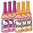 Hello Kitty Party-Drink Paket, alkoholfrei, 6er Pack (6 x 750 ml)