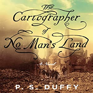 The Cartographer of No Man's Land Audiobook