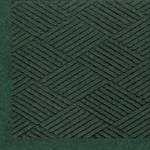 Andersen 2297 Southern Pine Pet Polyester Waterhog Eco Premier Fashion Entrance Mat, 5' Length X 3' Width, For Indoor/Outdoor front-332824