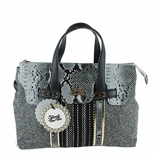 Borsa donna Secret Pon Pon 684004 GREY
