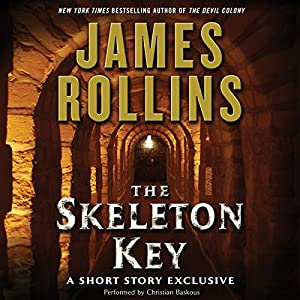Skeleton Key Audiobook
