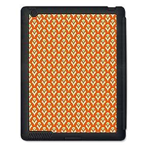 Skin4Gadgets ABSTRACT PATTERN 249 Tablet Designer BLACK SMART CASE for APPLE IPAD 4