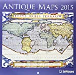 2015 Antique Maps Calendar