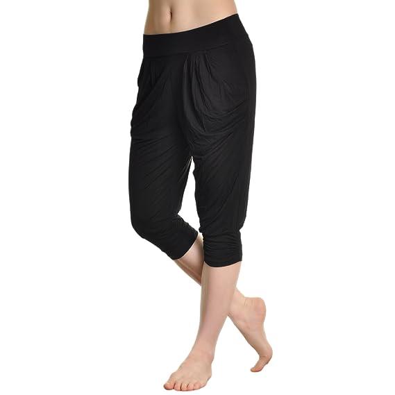 Angelina Super Soft Modal Harem Pants