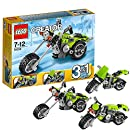 Lego Creator - 31018 - Jeu De Construction - Le Chopper