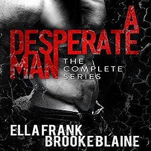 A Desperate Man Audiobook