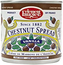 Gourmet Chestnut spread from France Vanilla175 oz by Clement Faugier Foods