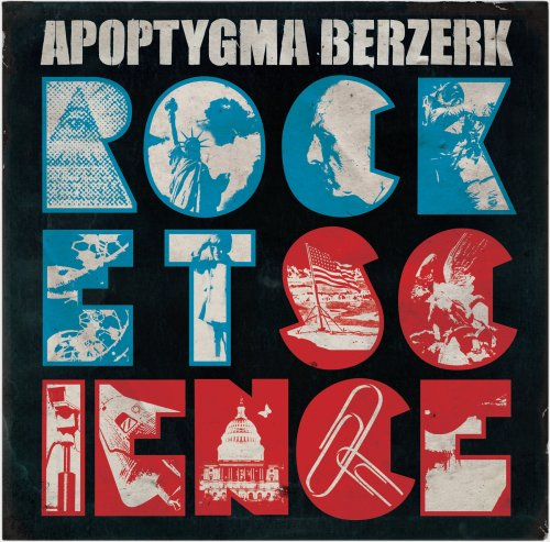 Apoptygma Berzerk - Rocket Science Digipak incl. Bonus DVD - Zortam Music