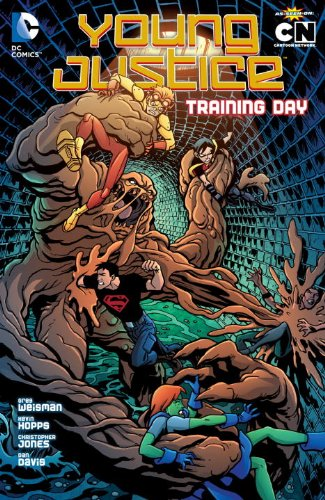 Young Justice Vol. 2: Training Day: Greg Weisman, Kevin Hopps, Various: 9781401237486: Amazon.com: Books