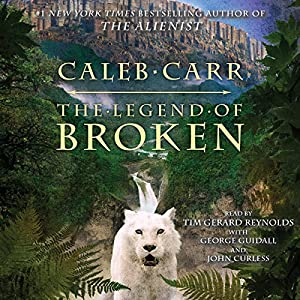 The Legend of Broken Audiobook