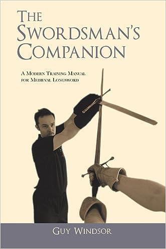 The Swordsman's Companion written by Guy Windsor