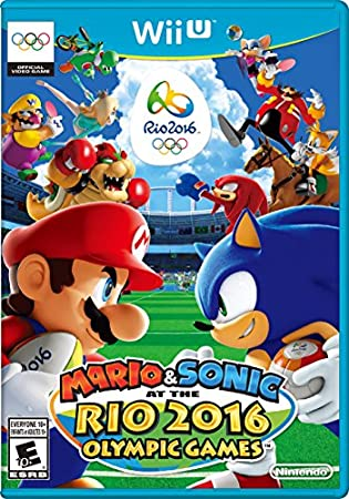 Mario & Sonic at the Rio 2016 Olympic Games - Wii U Standard Edition