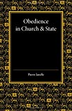 Obedience in Church and State: Three Political Tracts