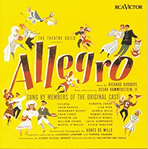 Allegro (1947 Original Broadway Cast)