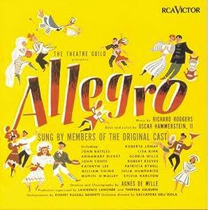 Allegro (1947 Original Broadway Cast)