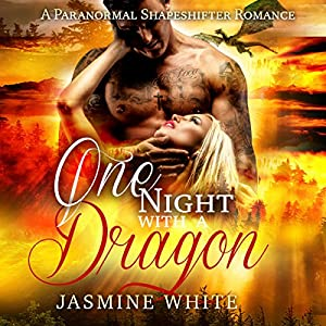 One Night with a Dragon Audiobook
