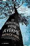 Patrick Ness Monstruo viene a verme / A Monster Calls