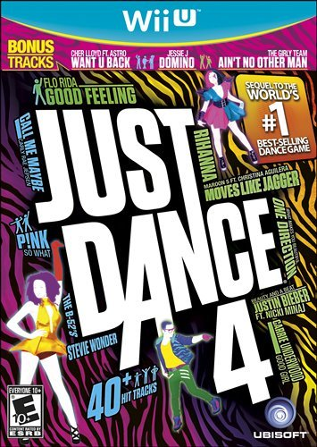 Just Dance 4 – Nintendo Wii U