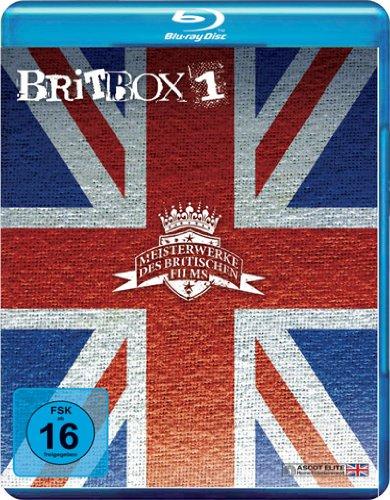 BritBox - Vol. 1 (3 Blu-ray-Discs)