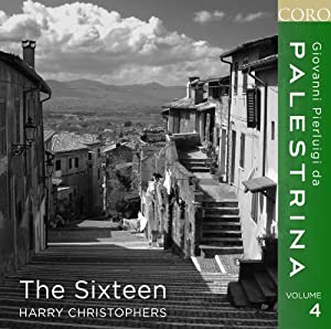 Palestrina: Miss O Magnum [The Sixteen, Harry Christophers] [Coro: COR16114] from Coro