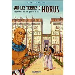 Sur les terres d'Horus, Tome 7 : Neferhor ou la quête d'Isis