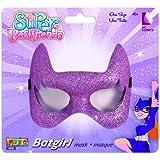 Batgirl Super Best Friends Glitter Eye Mask