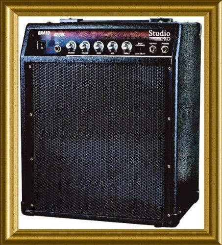 Brand New Pyramid Ga410 400 Watt Guitar/keyboard/dj/music Amplifier Closeout Deal