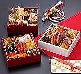 和洋おせち料理 2017 美食御膳 三段重・和風&洋風 盛り付け済み 冷蔵おせち お届け日:12月31日