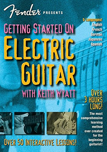 Getting Started On Electric Guitar, Presented By Fender [Instant Access]