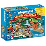 Playmobil 4162 Advent Calendar Dinosaur Expeditionby Playmobil