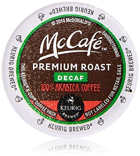 McCafe Decaf Keurig K-Cup Coffee - Medium Roast 12 Ct. (2 Pack) (Keurig Mccafe Decaf compare prices)