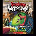 Goosebumps HorrorLand, Book 7: My Friends Call Me Monster