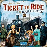 Ticket To Ride: Rails and Sails (Color: Multi-colored, Tamaño: Standard)