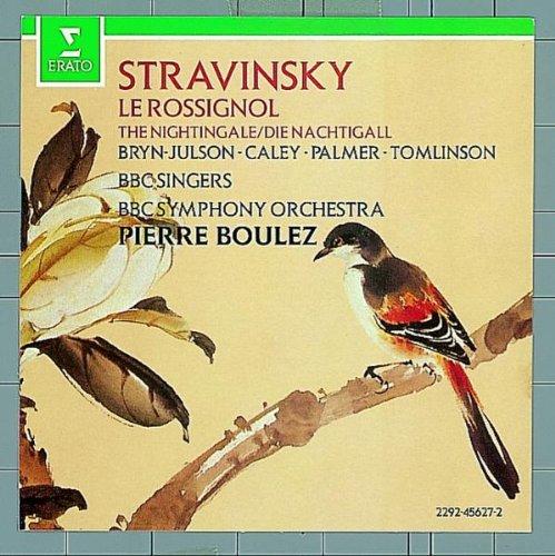 stravinsky - Stravinsky: opéras et autres oeuvres pour voix et orchestre 61Dp4EYeCcL