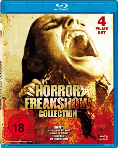 Horror FreakShow Collection [Blu-Ray]