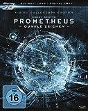 Prometheus - Dunkle Zeichen + Blu-ray + DVD + - Preisverlauf