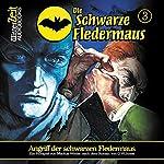 Angriff der schwarzen Fledermaus (Die schwarze Fledermaus 3) | G. W. Jones,Markus Winter